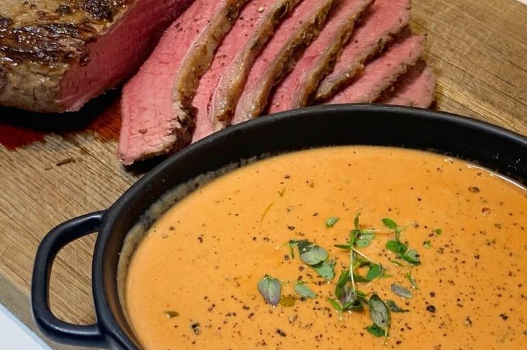 Klassisk Whiskysauce perfekt til kød