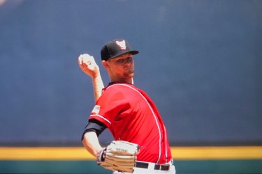 Padres prospect Eric Lauer pitches for El Paso Chihuahuas