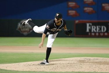 Padres prospect Brett Kennedy pitches in El Paso Chihuahuas