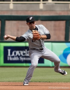 San Diego Padres prospect Luis Urias.