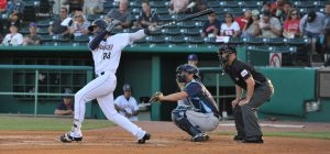 Padres prospect Fernando Tatis for San Antonio Missions