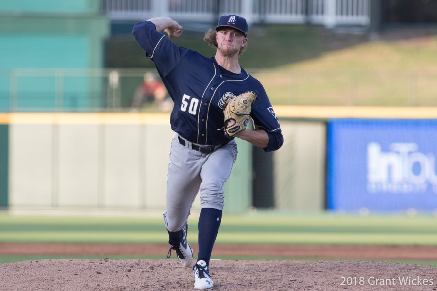 Padres prospect Chris Paddack delivers for San Antonio Missions