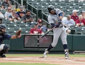 San Diego Padres top prospect Fernando Tatis, Jr.