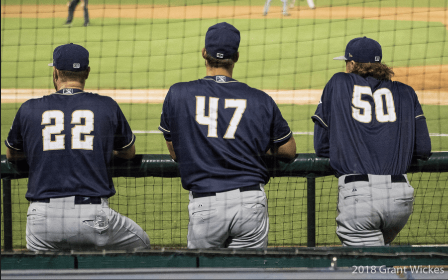Logan Allen, Cal Quantrill and Chris Paddack are part of the Padres future in San Antonio