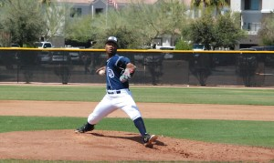 Padres pitching prospect <a rel=
