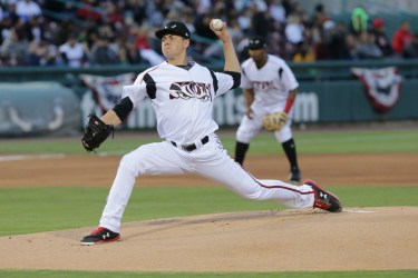 San Diego pitching prospect