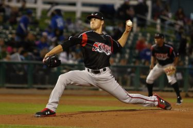 MacKenzie Gore, Padres top pitching prospect, for Lake Elsinore Storm