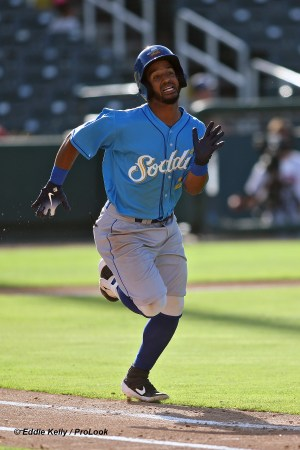 Padres prospect Ivan Castillo