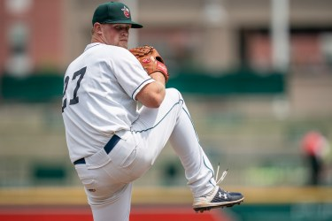 Padres prospect Cullen Dana pitches for Fort Wayne TinCaps