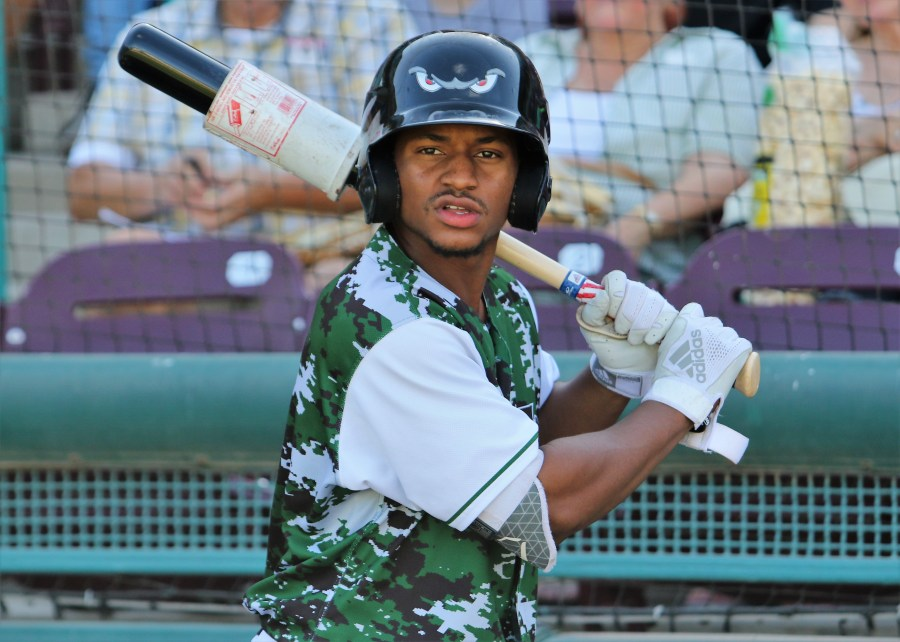 Padres prospect Xavier Edwards for Lake Elsinore TinCaps