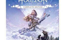 horizon zero dawn edition complete