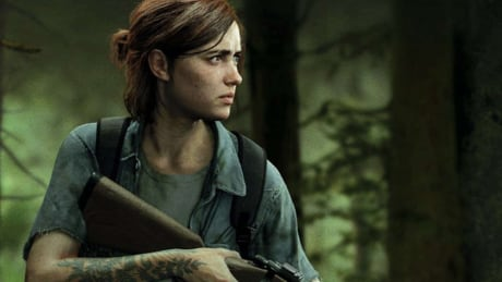 Ellie de The Last of Us Part II