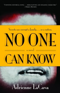 No One Can Know – A Great Read