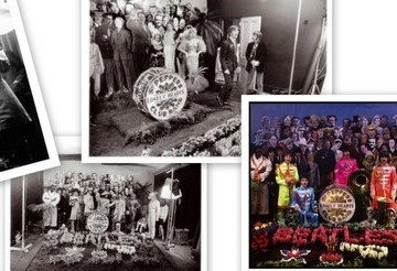 June 1 Today in hat history Sgt. Peppers