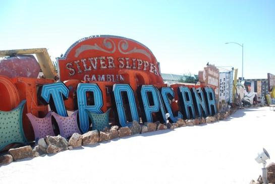 Visiting the Boneyard - The Las Vegas Neon Museum
