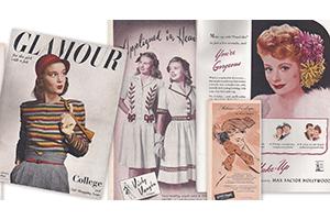 Glamour Magazine 1944