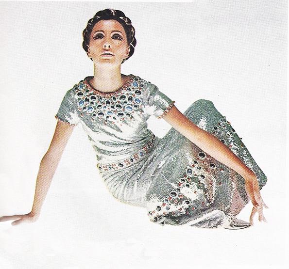 Yves St. Laurent 1966