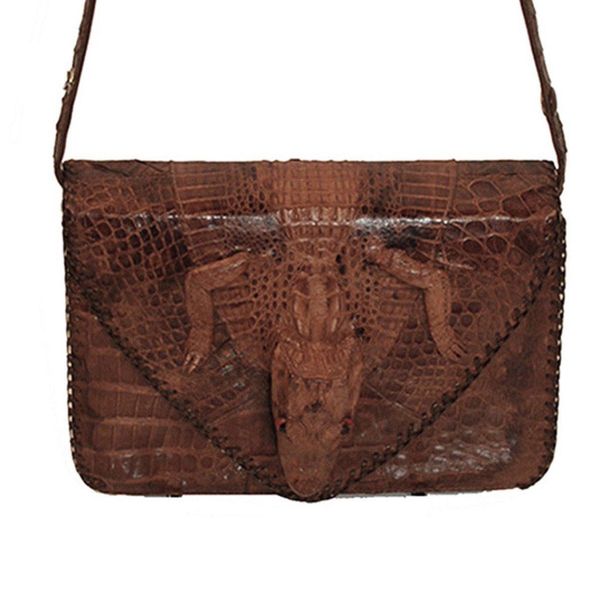 Aligante Alligator Shoulder Bag