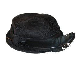Hat with Feather