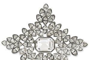 Vintage rhinestone jewelry