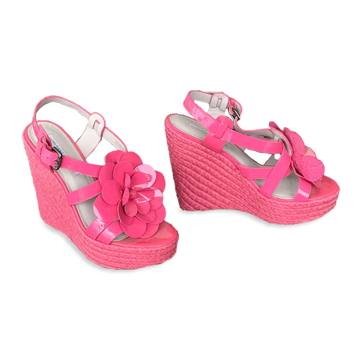 Vera Wang Lavender Shoes