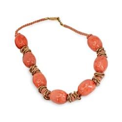 vintage YSL necklace