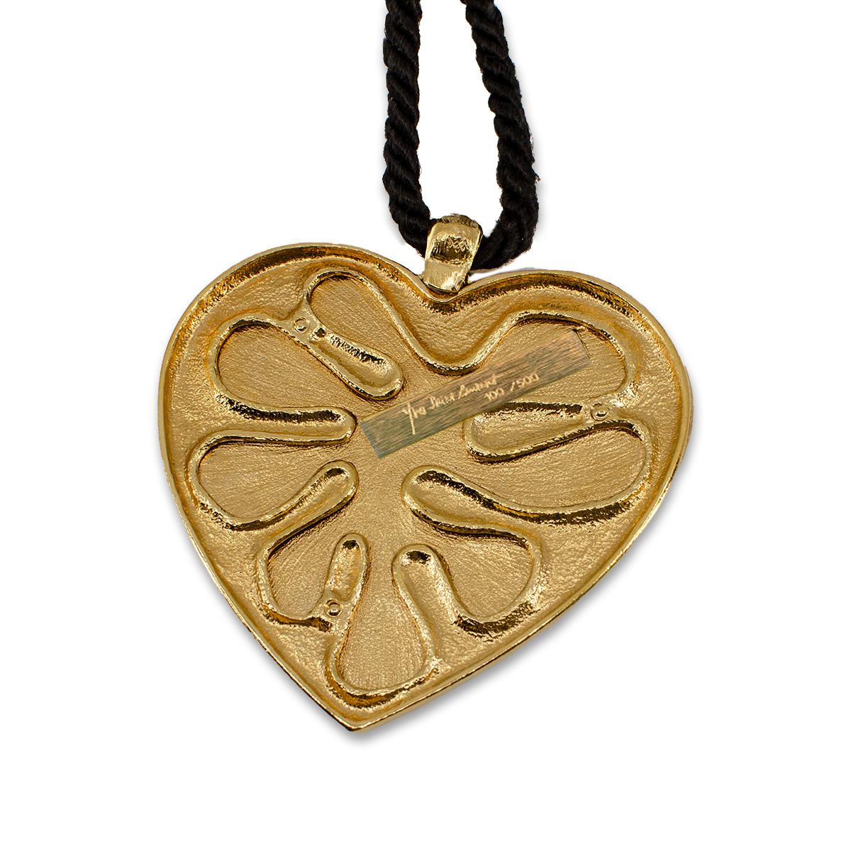 YSL jewelry mark