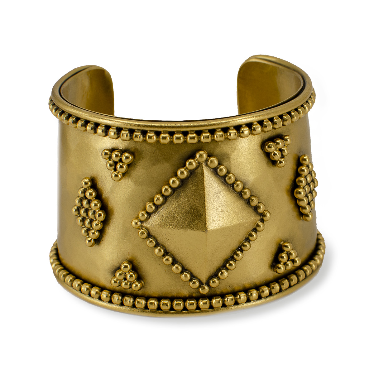 YLS gold bracelet