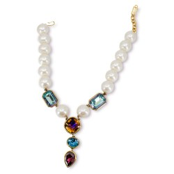 YLS pearl necklace