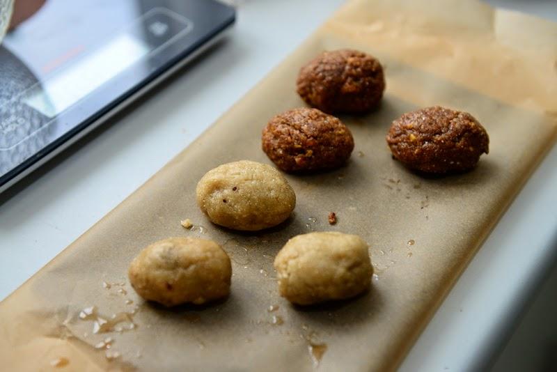 marcipanbrød med nougat