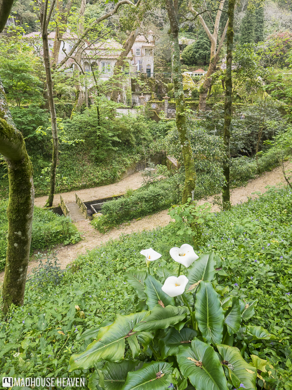 Magical Weekend Getaway in Sintra, magical garden, Serra, Portugal.