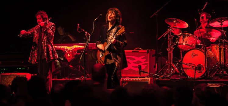 The Waterboys, live at Paard van Troje, The Hague, the Netherlands