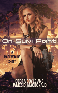 Book Cover: On Suivi Point (Coming March 7, 2021!)