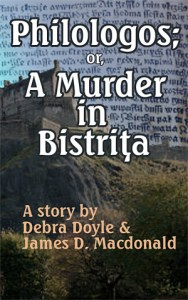 Book Cover: Philologos; or, A Murder in Bistrita