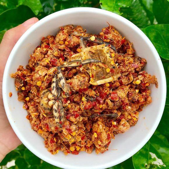 Nam Prig (Hot Chilli Chutney)