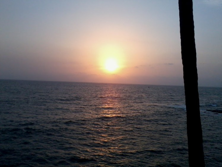 ANJUNA BEACH-Sunset