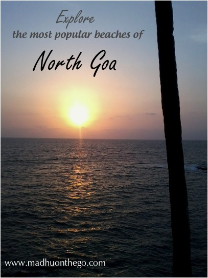 most popular-beaches-north goa