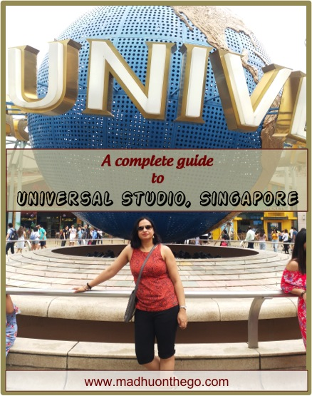 Complete guide to Universal Studio,Singapore