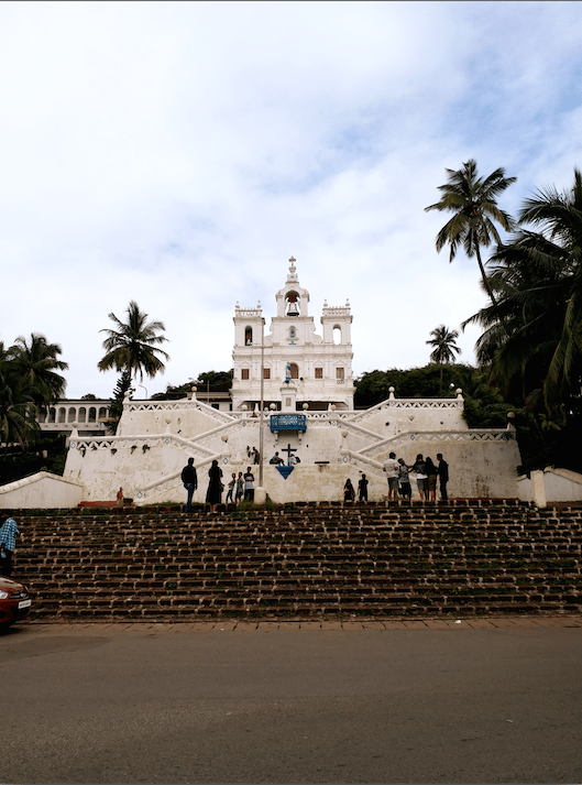 Our lady of immaculate conception church Goa.png