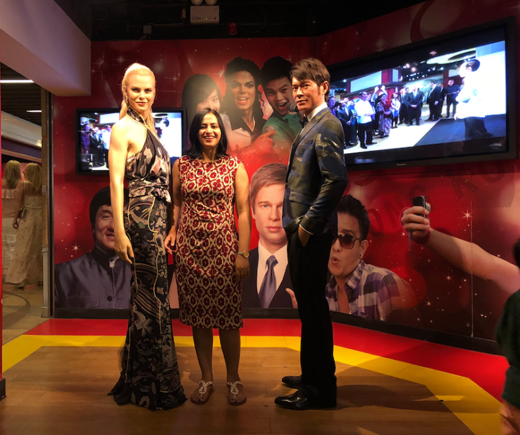 The peak tower, Madam Tussaud museum.png