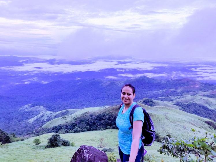 8.Morning view, Kumara parvatha