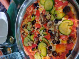 Meditteranean Pizza, Tanto