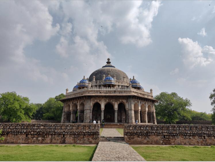 Isa Khan tomb, Delhi