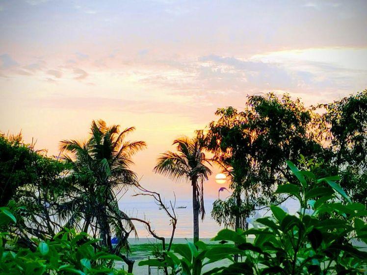 Ashok beach resort, Pondicherry