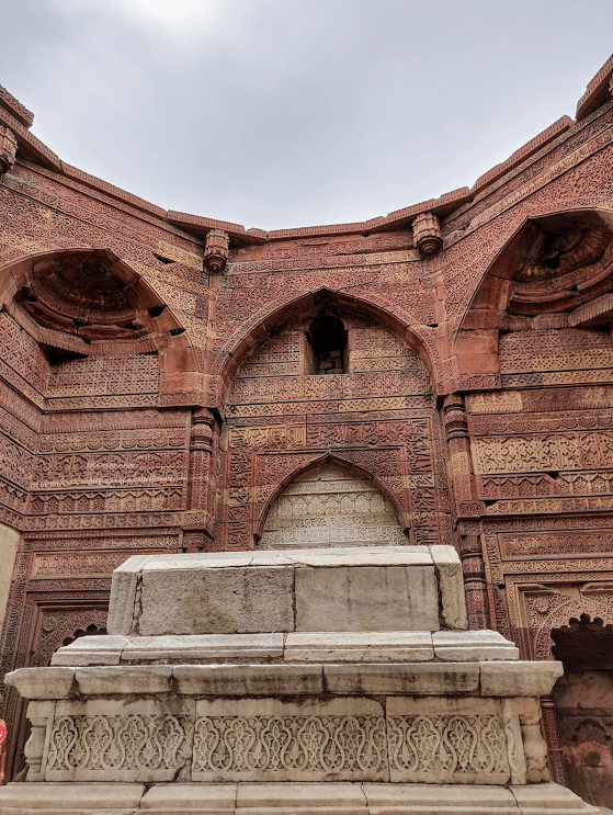 Tomb of Illtutmish, Qutub Minar, Delhi
