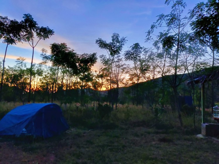 Campers creek, kanchanahalli