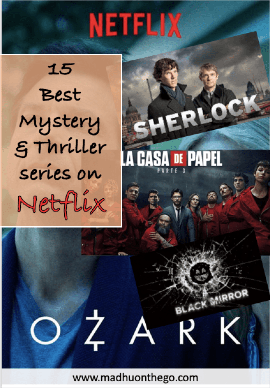 15 best Mystery & thriller series on Netflix