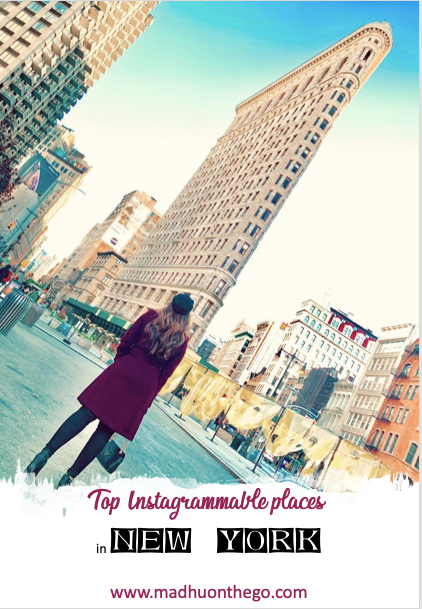 Top instagrammable places in NEWYORK