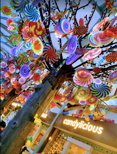 Candylicious store, Singapore
