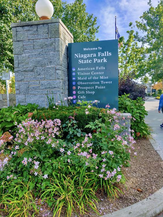 Niagara Falls state park, USA